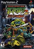 Teenage Mutant Ninja Turtles 2: Battle Nexus (PlayStation 2)