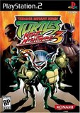 Teenage Mutant Ninja Turtles 3: Mutant Nightmare (PlayStation 2)