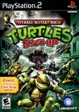 Teenage Mutant Ninja Turtles: Smash-Up (PlayStation 2)