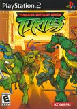Teenage Mutant Ninja Turtles (PlayStation 2)