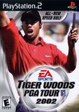 Tiger Woods PGA Tour 2002 (PlayStation 2)