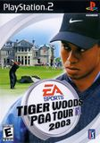 Tiger Woods PGA Tour 2003 (PlayStation 2)