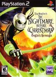 Tim Burton's The Nightmare Before Christmas: Oogie's Revenge (PlayStation 2)