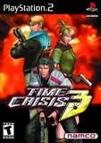 Time Crisis 3 (PlayStation 2)