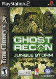Tom Clancy's Ghost Recon: Jungle Storm (PlayStation 2)