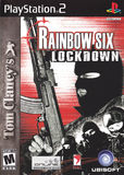 Tom Clancy's Rainbow Six: Lockdown (PlayStation 2)