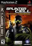 Tom Clancy's Splinter Cell: Pandora Tomorrow (PlayStation 2)