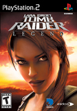 Tomb Raider: Legend (PlayStation 2)