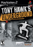 Tony Hawk's Underground (PlayStation 2)