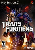 Transformers: Revenge of the Fallen (PlayStation 2)