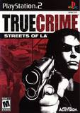 True Crime: Streets of LA (PlayStation 2)