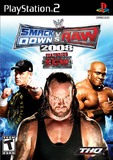 WWE SmackDown vs. RAW 2008 (PlayStation 2)