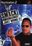 WWF SmackDown! Just Bring It (PlayStation 2)