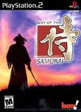 Way of the Samurai (PlayStation 2)