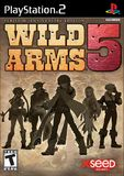 Wild Arms 5 (PlayStation 2)
