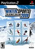 Winter Sports 2008: The Ultimate Challenge (PlayStation 2)