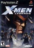 X-Men Legends (PlayStation 2)