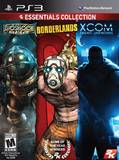 2K Essentials Collection: BioShock / Borderlands / XCOM: Enemy Unknown (PlayStation 3)