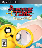 Adventure Time: Finn and Jake Investigations (PlayStation 3)