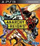 Anarchy Reigns (PlayStation 3)