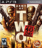 Army of Two: The 40th Day (PlayStation 3)