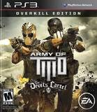Army of Two: The Devil's Cartel -- Overkill Edition (PlayStation 3)
