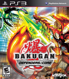Bakugan: Defenders of the Core (PlayStation 3)