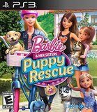 Barbie and Her Sisters: Puppy Rescue (PlayStation 3)