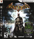 Batman: Arkham Asylum (PlayStation 3)