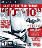 Batman: Arkham City -- Game of the Year Edition (PlayStation 3)