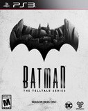 Batman: The Telltale Series (PlayStation 3)
