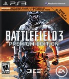 Battlefield 3 -- Premium Edition (PlayStation 3)