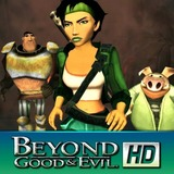Beyond Good & Evil -- HD (PlayStation 3)
