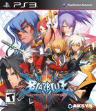 BlazBlue: Chrono Phantasma (PlayStation 3)