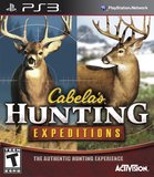 Cabela's Hunting Expeditions (PlayStation 3)