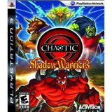 Chaotic: Shadow Warriors (PlayStation 3)
