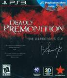 Deadly Premonition: The Director's Cut (PlayStation 3)