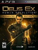 Deus Ex: Human Revolution -- Augmented Edition (PlayStation 3)