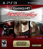 Devil May Cry: HD Collection (PlayStation 3)