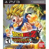 Dragon Ball Z: Ultimate Tenkaichi (PlayStation 3)