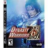 Dynasty Warriors 6 (PlayStation 3)