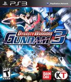 Dynasty Warriors: Gundam 3 (PlayStation 3)