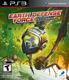 Earth Defense Force: Insect Armageddon (PlayStation 3)