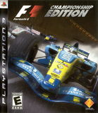 Formula 1: Championship Edition (PlayStation 3)