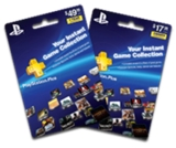 Gift Card -- PlayStation Plus (PlayStation 3)
