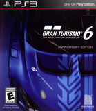 Gran Turismo 6 -- Anniversary Edition (PlayStation 3)
