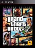 Grand Theft Auto V -- Special Edition (PlayStation 3)