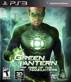 Green Lantern: Rise of the Manhunters (PlayStation 3)