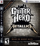 Guitar Hero: Metallica (PlayStation 3)