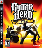 Guitar Hero: World Tour (PlayStation 3)